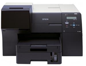 Принтер Epson B-310N струйный